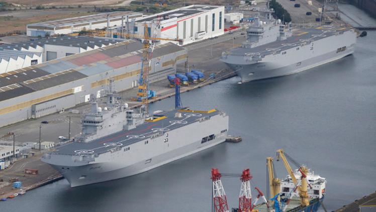 موسكو تصر على صون مصالحها في حال تسليم سفينتي