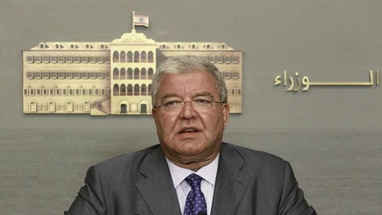 المشنوق: لا وجود لربيع لبناني من دون انتخاب رئيس