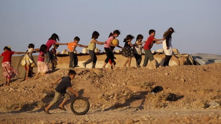 نزاعات الشرق الأوسط وشمال إفريقيا تحرم 13 مليون طفل من التعليم