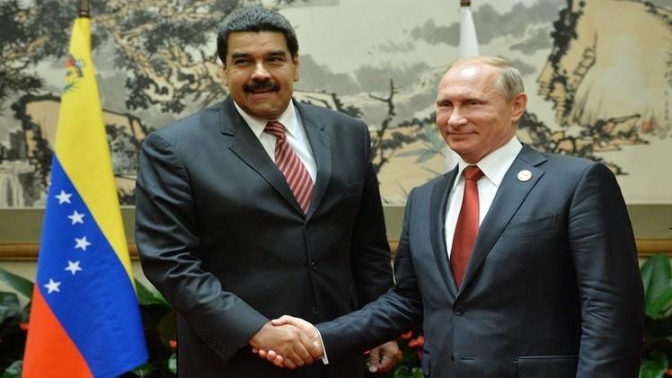 بوتين ومادورو يتفقان على إجراءات مشتركة لتعزيز أسعار النفط (فيديو)