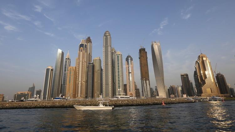 دراسة جديدة تسلط الضوء على إعصار عملاق قد يضرب مدينة دبي