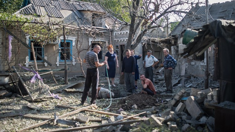 لجنة التحقيق الروسية: ما يربو عن 6.4 آلاف مدني قتلوا منذ بداية النزاع الأوكراني