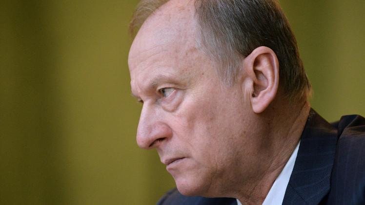 باتروشيف: مكافحة الإرهاب في العالم غير فعالة بسبب سياسة بعض الدول