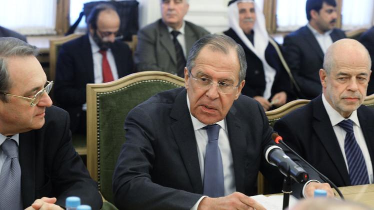 موسكو: اتصالاتنا بدمشق والمعارضة السورية تهدف إلى دعم جهود دي ميستورا