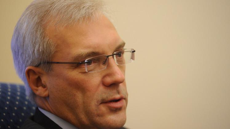 موسكو: محاولات الناتو ردع روسيا لا تقود إلا لمزيد من التوتر