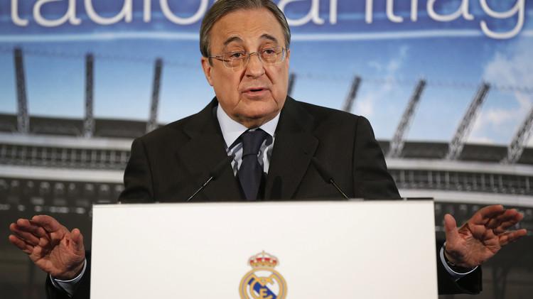 رئيس ريال مدريد يتهم مانشستر يونايتد بنقص الخبرة في صفقة