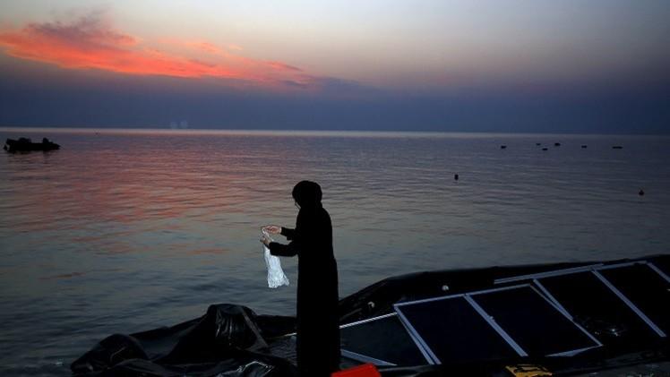 شاطئ بحر ايجه يشهد مجددا مأساة لطفل رضيع هذه المرة