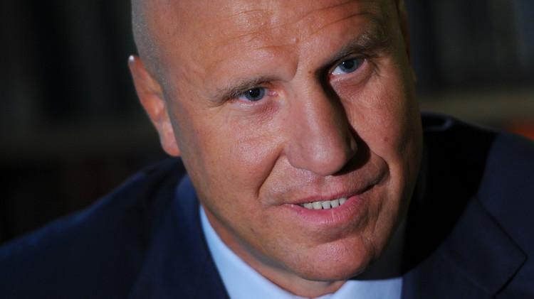 أمريكا ترفض إعطاء رئيس اتحاد المصارعة الروسي  تأشيرة دخول