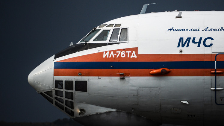 واشنطن أوعزت لأثينا بغلق مجالها الجوي بوجه طائرات المساعدات الروسية إلى سوريا