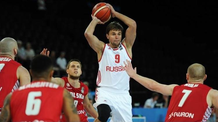 روسيا تخسر أمام بولندا.. وصربيا تتألق في أمم أوروبا لكرة السلة