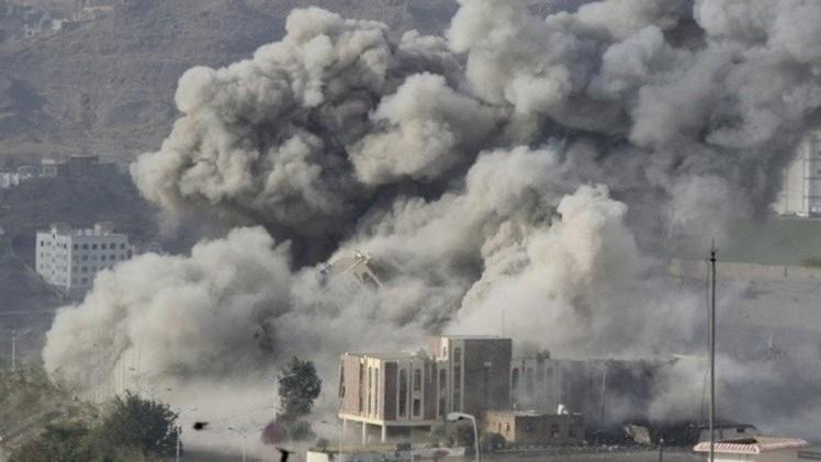 التحالف الدولي ينفذ 21 غارة جوية ضد