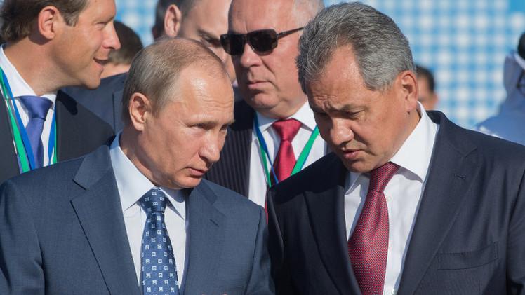 بوتين يأمر بإجراء اختبار مفاجئ لقوات المنطقة العسكرية الوسطى