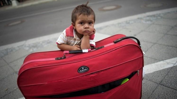 يونيسيف: 106 آلاف طفل سوري يحلمون باللجوء إلى أوروبا
