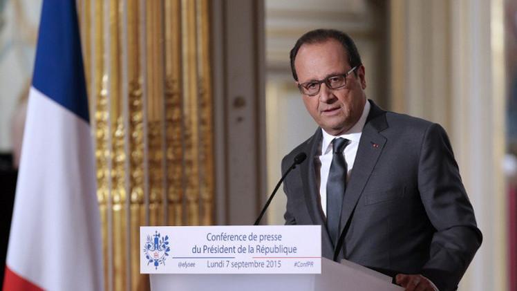 باريس تعلن بدء استطلاع مواقع