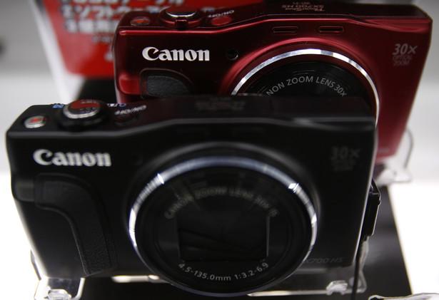 كانون تحقق رقما قياسيا عالميا في دقة كاميرات التصوير الفوتوغرافي