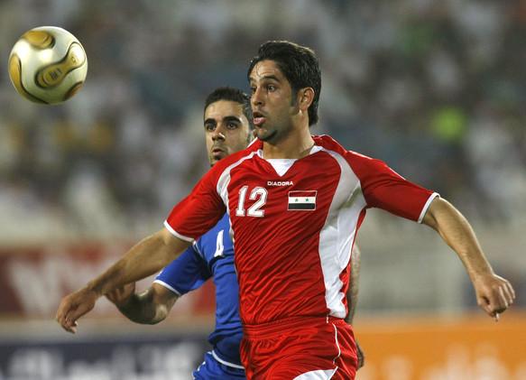 رجا رافع الهداف التاريخي لسوريا: سنفعل ما بوسعنا للتأهل لمونديال 2018