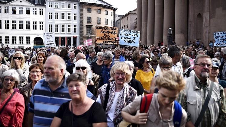 الدانمارك تفرض قيودا جديدة على  اللاجئين
