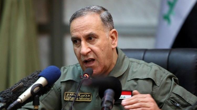 تعرض موكب وزير الدفاع العراقي إلى إطلاق نار في بيجي