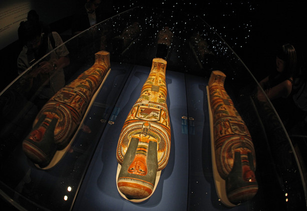 أسرار مصر القديمة في معرض بمعهد العالم العربي في باريس