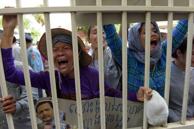 قضية إبادة المسلمين في كمبوديا لأول مرة أمام المحاكم