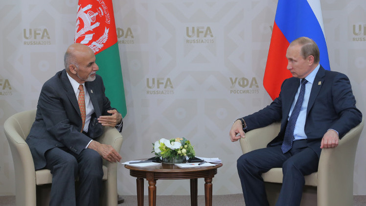 روسيا تدرس تقديم مساعدات عسكرية إلى أفغانستان