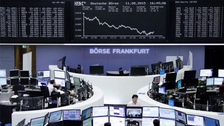 المؤشر الألماني يصعد بفعل بيانات اقتصادية قوية