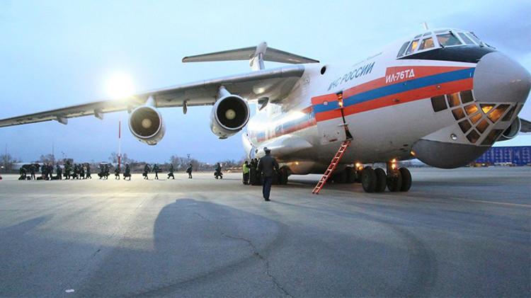 بلغاريا تؤكد إغلاق مجالها الجوي أمام المساعدات الإنسانية الروسية لسوريا