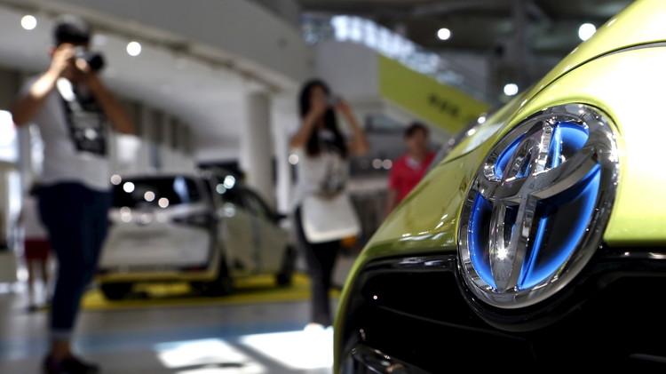 تويوتا تتوجه إلى صناعة السيارات ذاتية القيادة