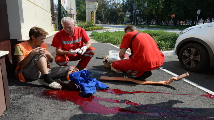 مقتل حوالي 8 آلاف شخص في أوكرانيا منذ بدء الأزمة