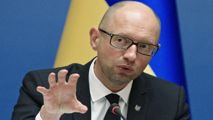موسكو تتهم رئيس الحكومة الأوكرانية بقتل عسكريين روس