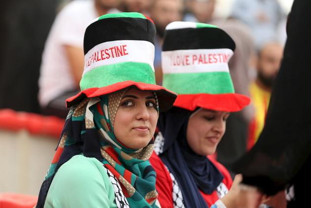 السعودية وقطر تواصلان طريقهما نحو النهائيات وفلسطين تلعب أول مباراة رسمية