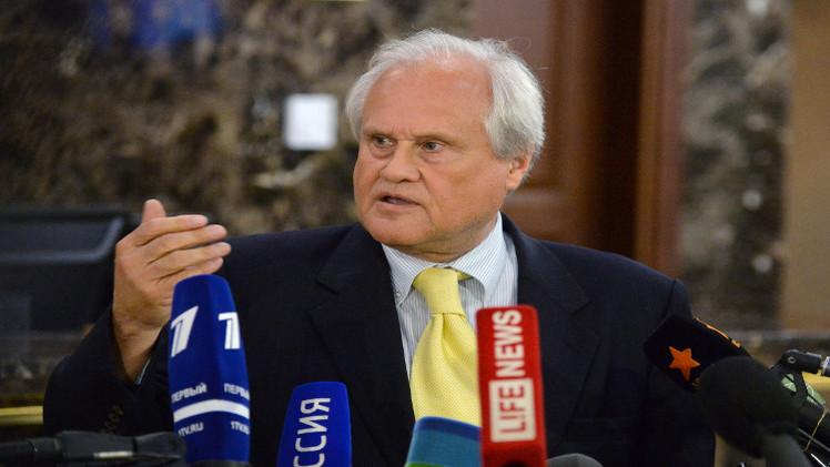مجموعة الاتصال لتسوية الأزمة الأوكرانية ترحب بالتقدم حول سحب الأسلحة
