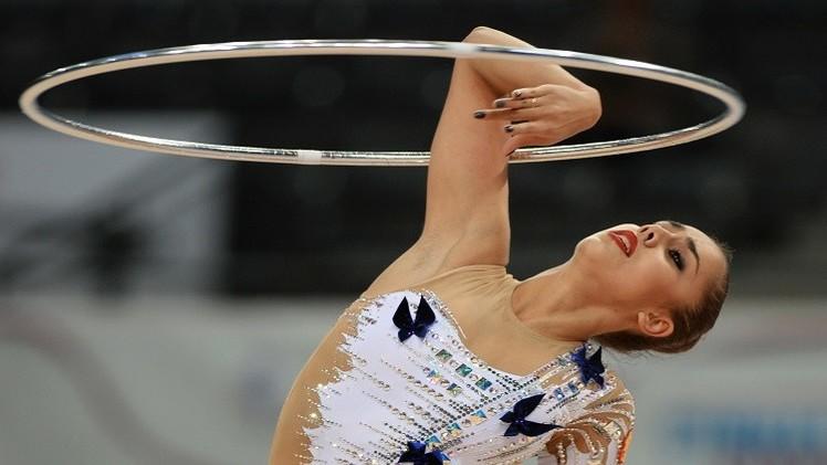 الروسية مارغاريتا مامون تتوج بطلة للعالم في الجمباز الإيقاعي بحناجر الجمهور (فيديو)