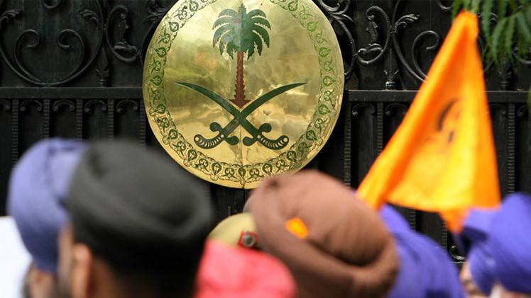 الشرطة الهندية تقتحم منزل دبلوماسي سعودي بشبهة الاعتداء على خادمتيه
