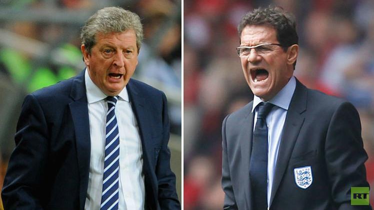 إنكلترا تخشى تكرار تجربة كابيلو مع مدرب المنتخب هودجسون