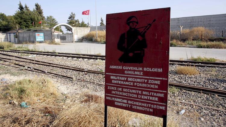 مقتل عسكري تركي في ولاية هاتاي بقصف منجانب الحدود السورية