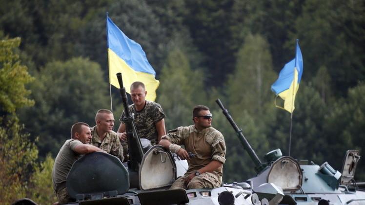 لافروف: خطوات كييف تهدف إلى تقويض اتفاقات مينسك