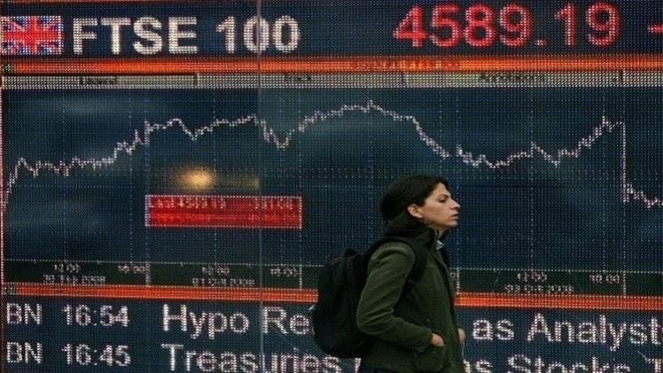 المؤشرات الأوروبية تتراجع بعد البيانات الصينية الضعيفة