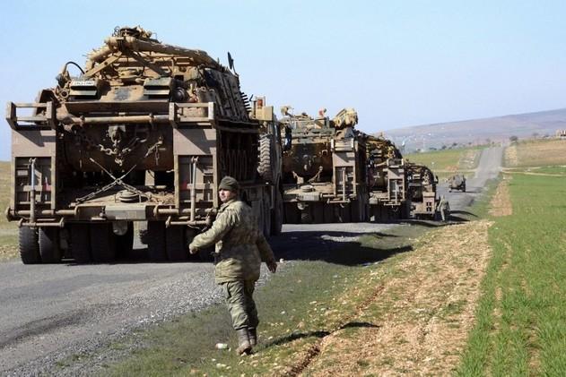 بغداد تستنكر التوغل التركي في شمال العراق وتعتبره انتهاكا لسيادتها
