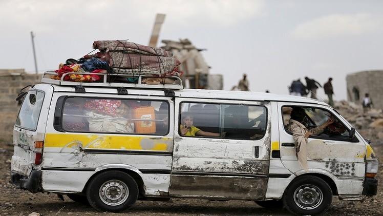مقتل 20 شخصا في قصف للحوثيين على مأرب