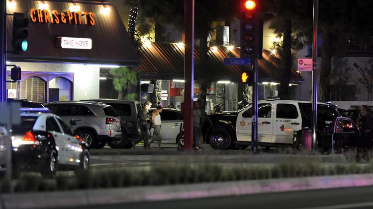 أمريكا.. مقتل شخص احتجز 6 رهائن في مطعم بلوسأنجلس
