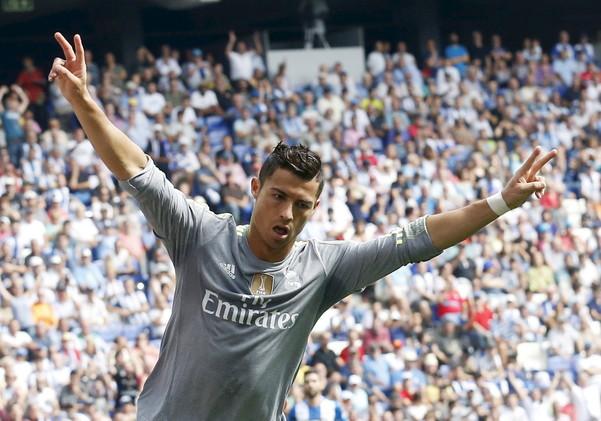رونالدو يسجل 5 أهداف في شباك إسبانيول (فيديو الأهداف)