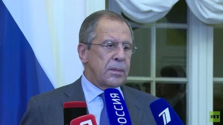 لافروف: تطبيق اتفاقية مينسك شرط أساسي يجب الالتزام به