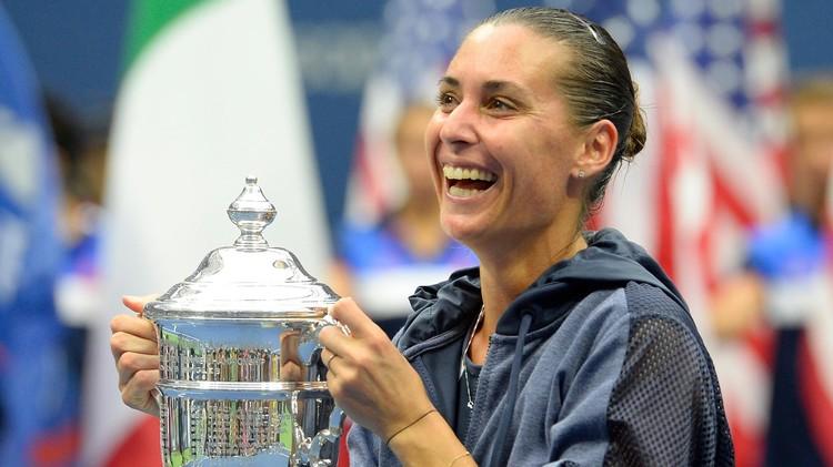 بينيتا تتوج بلقب بطولة أمريكا المفتوحة
