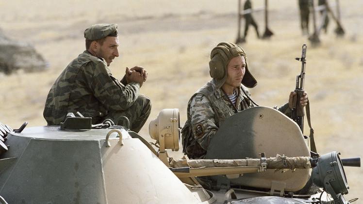 مصادر: مسألة عودة قوات روسية إلى الحدود الطاجيكية الأفغانية غير مطروحة