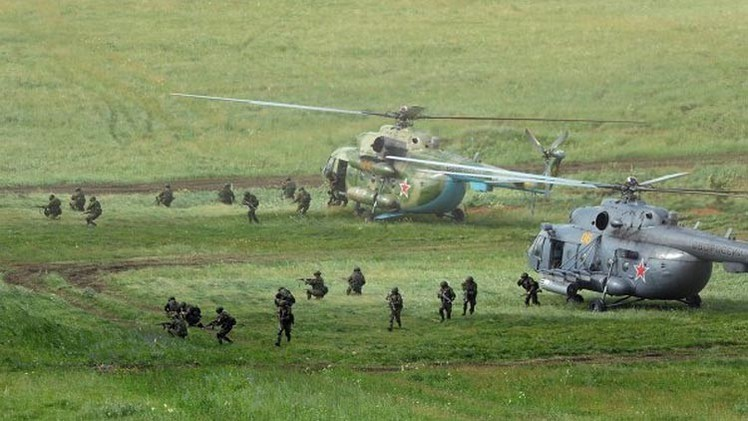 روسيا تُجري أكبر المناورات العسكرية حجما وأبعادا