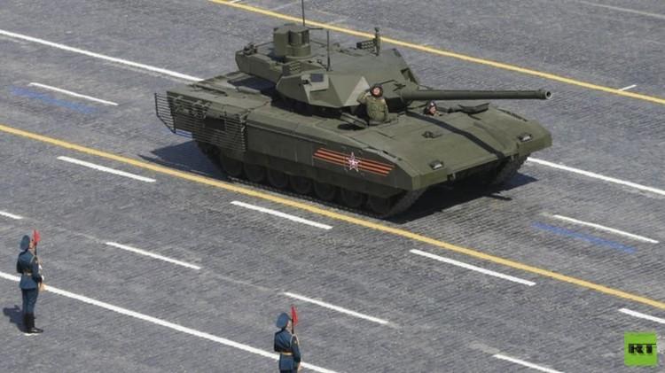 الشركة المصنعة لدبابة