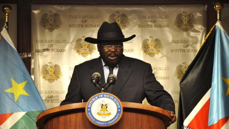 رئيس جنوب السودان يدعو شعبه إلى القبول باتفاق السلام