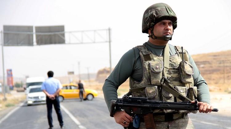 تركيا.. مقتل ضابطين تركيين بهجوم شنه مسلحون أكراد