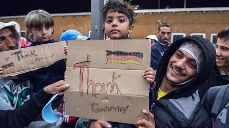 تقديرات اقتصادية لنتائج غزو اللاجئين لألمانيا
